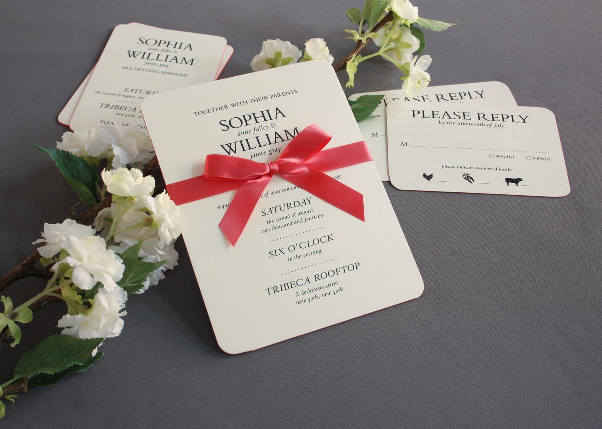 Note Worthy - Invitations - Winston Salem, NC - WeddingWire