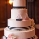Venue: The Union Club  Floral Design: Paradise Flowers  Invitations: Michelle Bradbury  Cake: Wild Flour Bakery  DJ: A Bride's DJ  Transportation: Lolly the Trolley