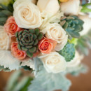 Venue: Gaither Plantation  Floral Designer: Le Petit Jardin  Dress Store: David's Bridal  DJ: Black Tie Events