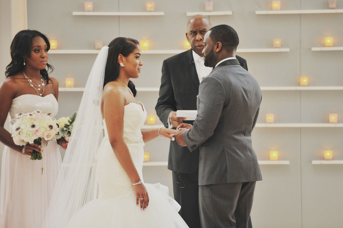 2017 06 registry office wedding vows examples - Reverend Alvin L Powell