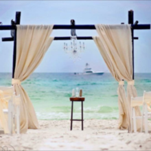 Crystal Beach Weddings