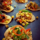130x130 sq 1451921099082 mini chicken tacos