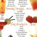 130x130 sq 1371862441577 cocktaillist menu n price