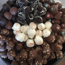 220x220 sq 1465740773 79defe2245fc77fc image of cookie truffle tray