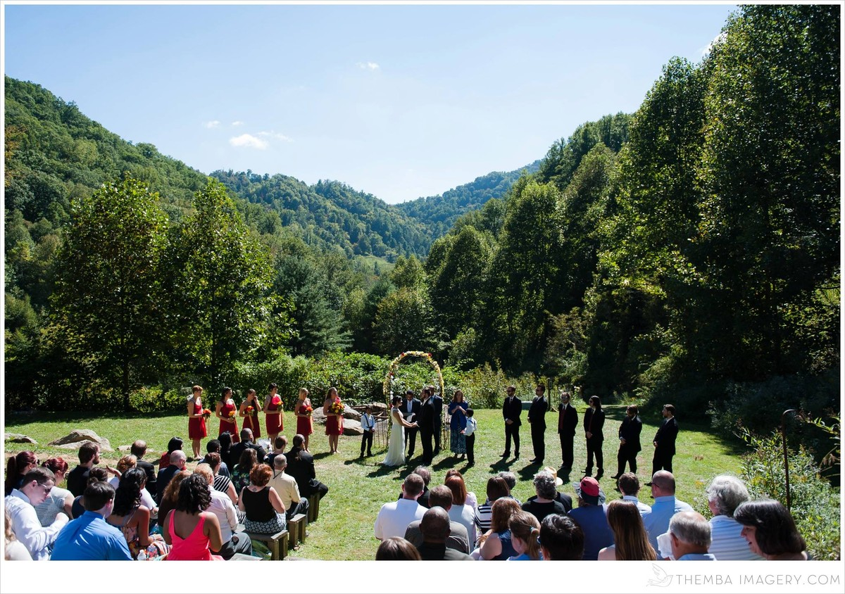 Mountain Fiesta Catering Hot Springs Nc Weddingwire