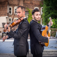 220x220 sq 1495818721842 new york virtuosi wedding violin guitar duo