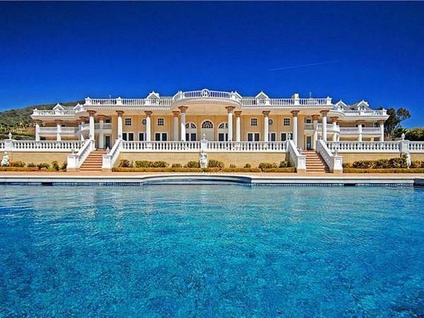 Malibu mansion malibu ca wedding venue for Malibu house rentals for weddings