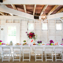 220x220 sq 1426609211128 hardyfarmcolorful barn wedding