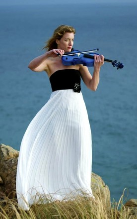 The Best Wedding Violinist In the West