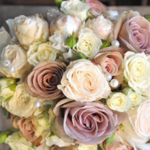 220x220 sq 1459805309886 800x8001456880179966 vintage rose wedding bouquets