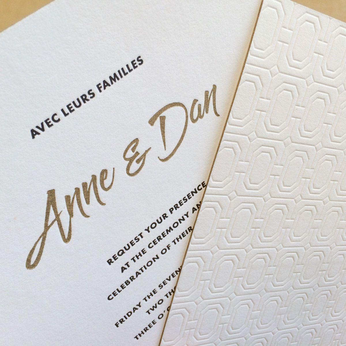 Madison Wedding Invitations - Reviews for Invitations