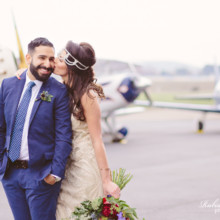 220x220 sq 1418111376390 aviation livermore wedding planes styledshoot mant