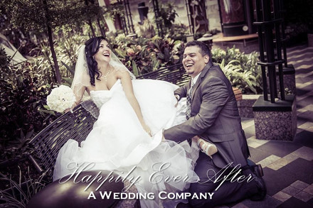 Happily Ever After- A Wedding Company