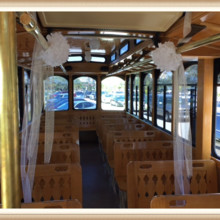 Siesta Trolley Inc Transportation Sarasota Fl