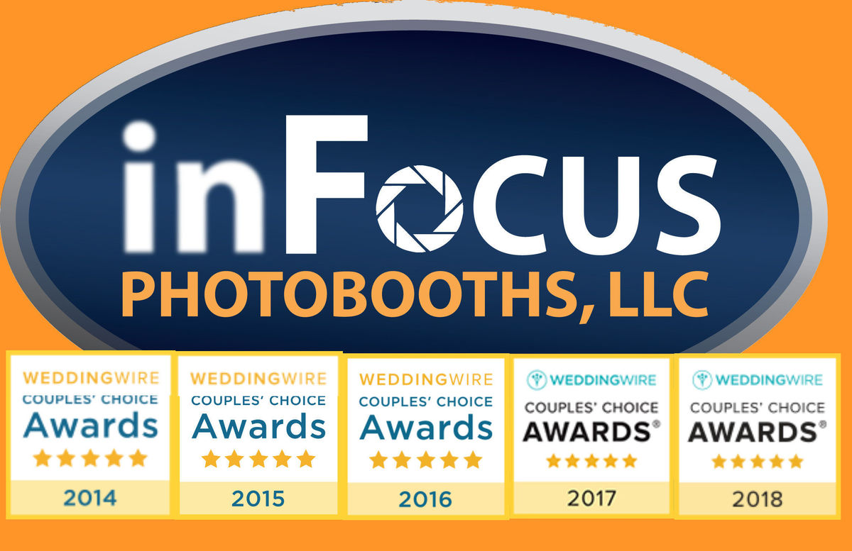 Infocus photobooths event rentals medina oh weddingwire junglespirit Images