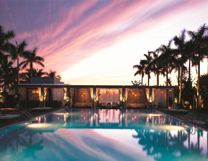 Pool Halls In Miami Beach