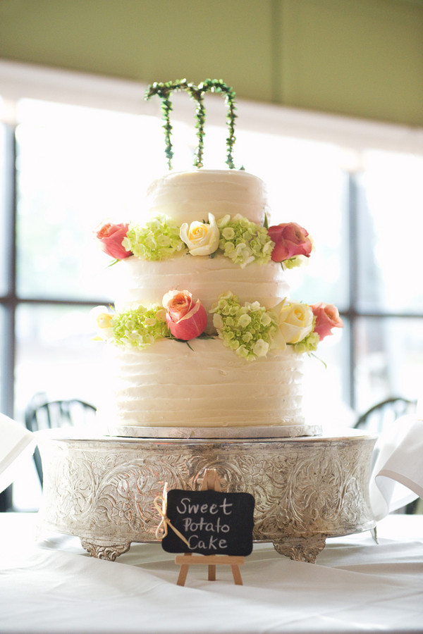 Flowers Topper Wedding Cake Wedding Inspiration Boards Photos ...