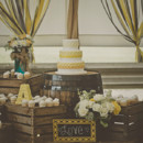 Videography: Shutter Speed Productions  Venue: Weir Farms  Event Planner: A Perfect Plan by Megan  Caterer: The Moveable Feast Catering  Invitations: Jamie Lynne Creative and Events By I Candy  Cake: Cakes by K. Renee  DJ: T2 Music Productions