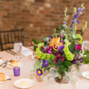 Venue: The Roundhouse at Beacon Falls  Floral Designer: Steven Bruce Designs  Invitations: Artscroll Printing Corp.  Dress Designer: Tara Keely by Lazaro  Bridal Shoes: Bandolino  Cake Pops: Bella Baker  Makeup Artist: Baby Breath Bridal  Ketubah: Melanie Dankowicz  Band: The People's Champs