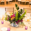 Venue: The Roundhouse at Beacon Falls  <br /> Floral Designer: Steven Bruce Designs  <br /> Invitations: Artscroll Printing Corp.  <br /> Dress Designer: Tara Keely by Lazaro  <br /> Bridal Shoes: Bandolino  <br /> Cake Pops: Bella Baker  <br /> Makeup Artist: Baby Breath Bridal  <br /> Ketubah: Melanie Dankowicz  <br /> Band: The People's Champs  <br />