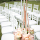 Venue: The Langham Huntington  Event Planner: Brit Bertino  Event Excellence  Floral Designer: Butterfly Floral  Ceremony Musicians: Pacific Harps  DJ: DJ Craig  Makeup Artist: Beso Makeup Artistry
