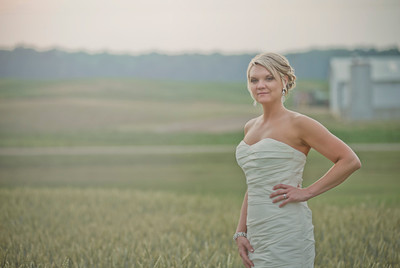Rustic Gray And Yellow Barn Wedding Wedding Real Weddings