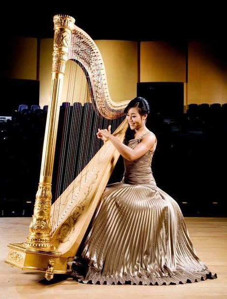 Modern Harp Lily Ceremony Music Miami Fl Weddingwire