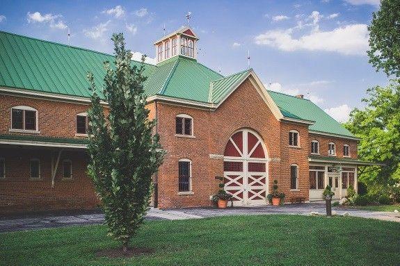 Centennial Barn Venue Cincinnati Oh Weddingwire