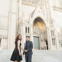 220x220 sq 1417738256027 grace cathedral engagement session san francisco