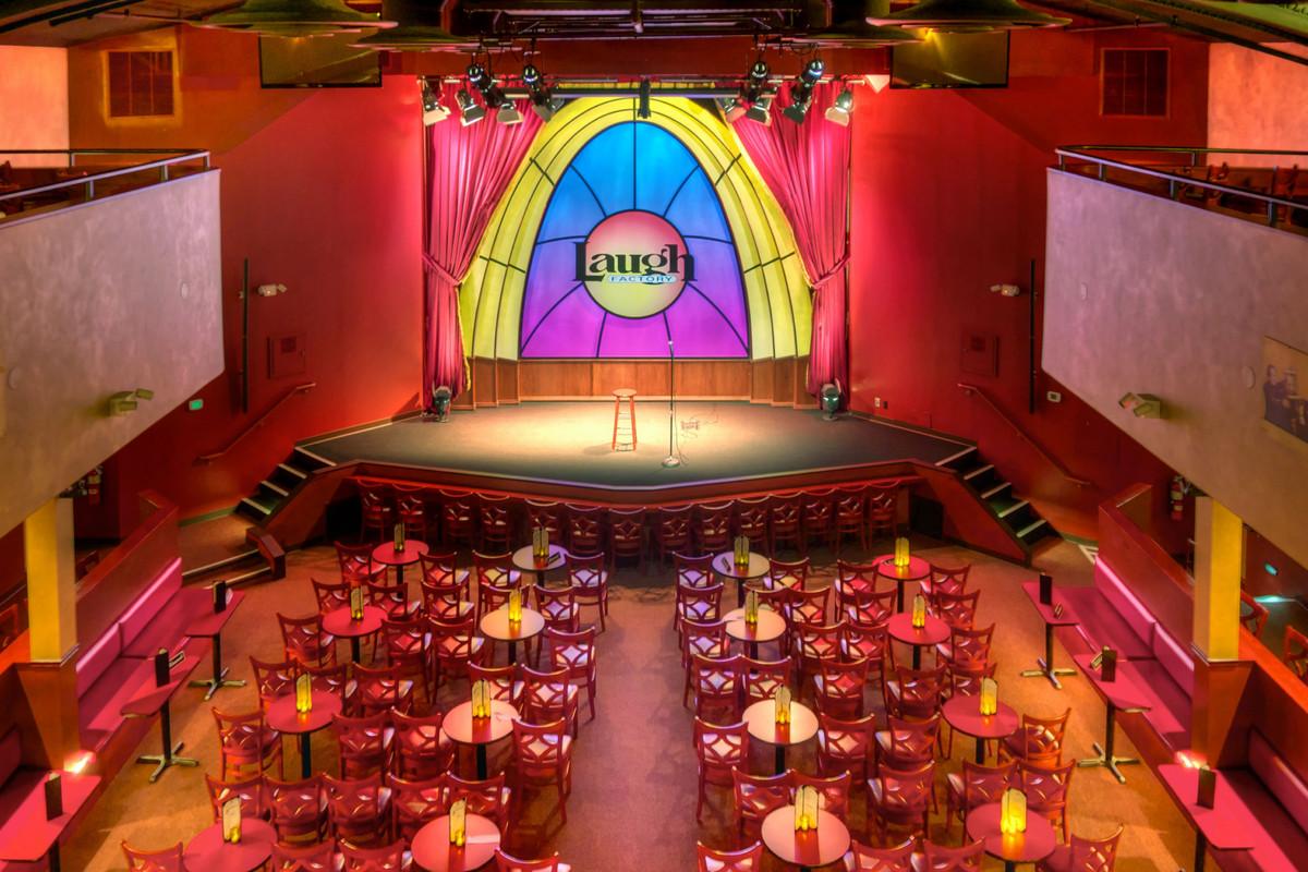 Laugh Factory Chicago Venue Chicago Il Weddingwire