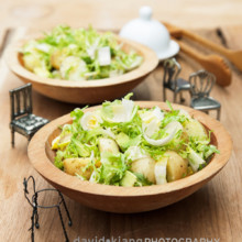 220x220 sq 1508883723502 endive avocado  potato salad
