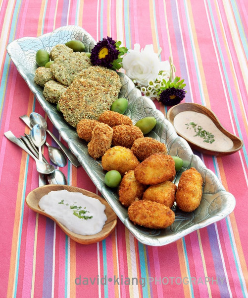 600x600 1508882513117 quinoa fritters potatoe croquettas  fried olives