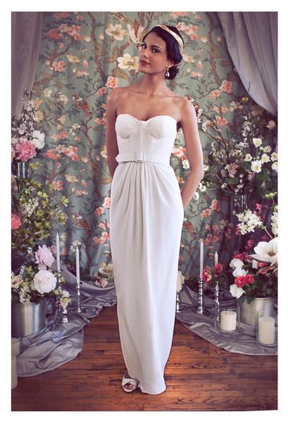 Rebecca schoneveld reviews new york city dress attire for City hall wedding dresses