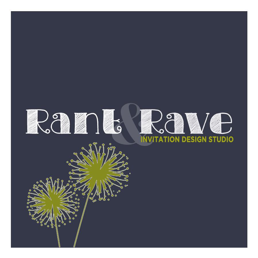 Rant and rave invitation design studio invitations kent oh rant and rave invitation design studio invitations kent oh weddingwire stopboris Choice Image