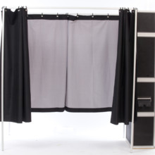 220x220 sq 1396369813009 side booth open curtain