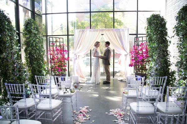 The Glasshouse San Jose Ca Wedding Venue