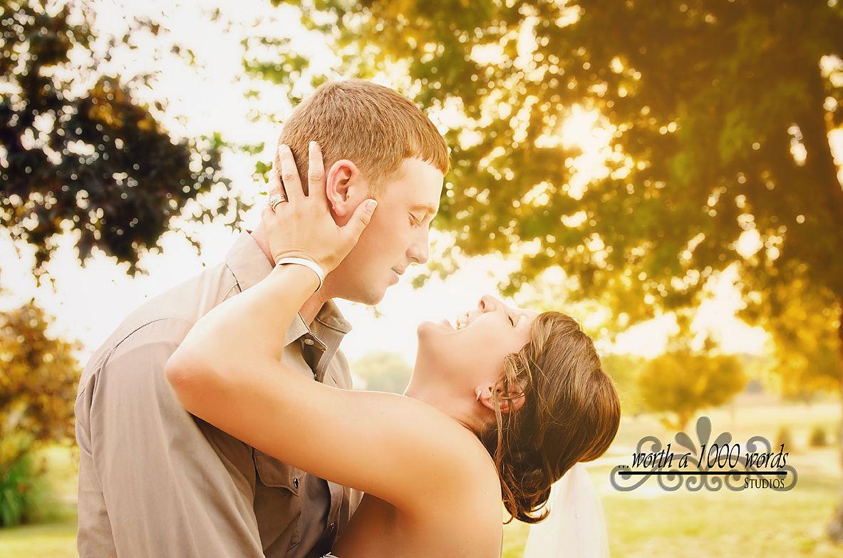 Worth A 1000 Words Studios - Photography - Topeka, KS - WeddingWire
