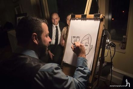 Sketch Monkey Entertainment Caricatures