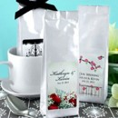 Gourmet Coffee Favor-Personalization