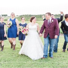 220x220 sq 1475855292662 aggie wedding at bradys bloomin barn0112 53
