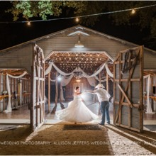 220x220 sq 1475855324498 aggie wedding at bradys bloomin barn0112 115