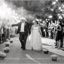 220x220 sq 1475855332068 aggie wedding at bradys bloomin barn0112 118
