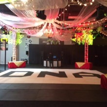220x220 sq 1485001962699 custom dance floor