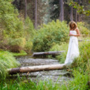By the Creek at Lake Creek Lodge in Camp Sherman, Metolius River area, Central Oregon. http://www.lakecreeklodge.com/receptions.php