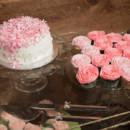 Venue: Friedman Farms  Caterer: Constatino's Catering  Cupcakes: Blue Elephant Cupcakes  Musician: Groove Train  Dress Designer: Allure Bridals