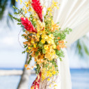 Venue: Olowalu Plantation House  Event Planner: White Orchid Wedding  Floral Designer: Teresa Sena Designs  Hair & Makeup Artist: Jean Muldoon