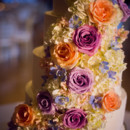Cake: G.M. Paris Bakery  Reception Venue and Caterer: The Michigan League at University of Michigan