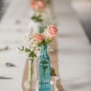 Venue:Magnolia Manor  Floral Designer: BraskaJennea Floral Design  Equipment Rentals: Vintage Inspirations