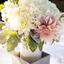 Floral Designer: Flowers by Fluidbloom  Reception Venue:  Dallidet Adobe and Gardens