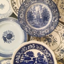 220x220 sq 1449890705406 blue  white china